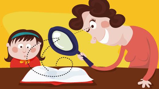 Qual deve ser a participação dos pais na hora do dever de casa da criança?