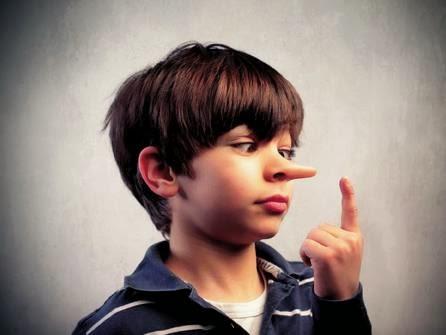Seu Filho esta Mentindo ? Como lidar com as Mentiras das Crianças ?