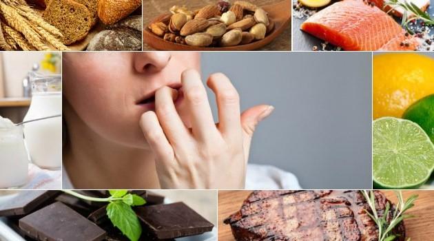 Você anda muito ansioso? A Alimentação pode te ajudar!