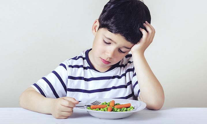 3 Aspectos marcantes registrados sobre a Alimentação para o Autista.