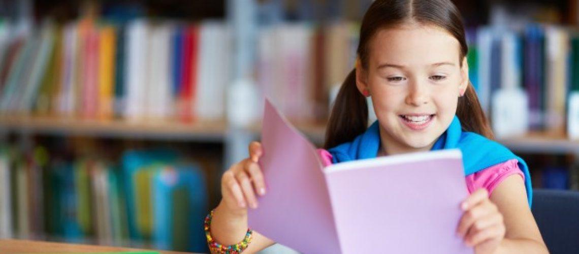 Como criar o hábito da leitura na infância criança