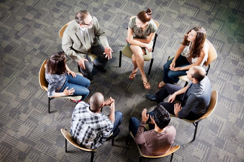 Psicoterapia Dia-log em grupo